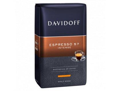 Davidoff Espresso Intense 57 zrnková káva 500 g