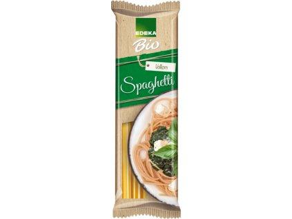 Edeka BIO celozrnné špagety 500g