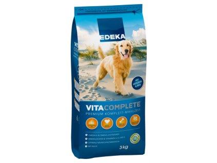 789 edeka premium vita complete granule pro psy 3kg
