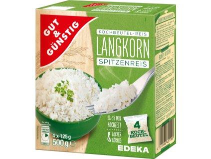 G&G Dlouhozrnná rýže ve varných sáčcích 500g